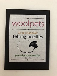Felting Needles from Woolpets