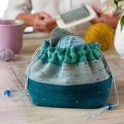 Zingy Little Work Bag Kit by Deborah Jarchow