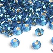 Miyuki 6/0 Silverlined Glass Beads (30 grams)