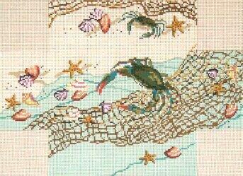 Crab Net Brick Cover