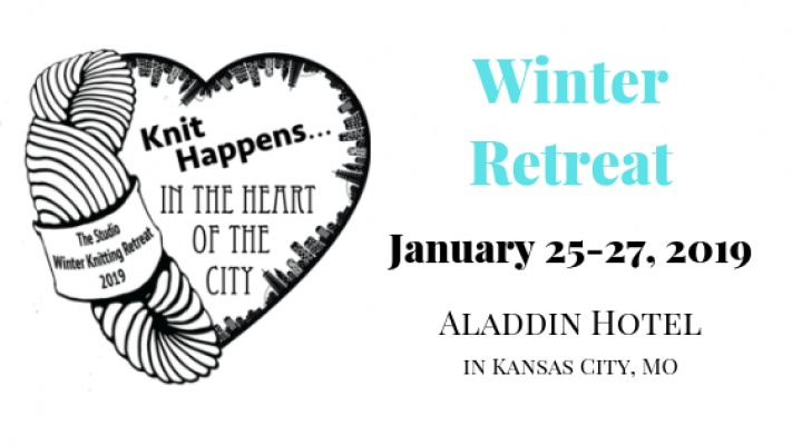 Winter Knitting Retreat in Kansas City, MO