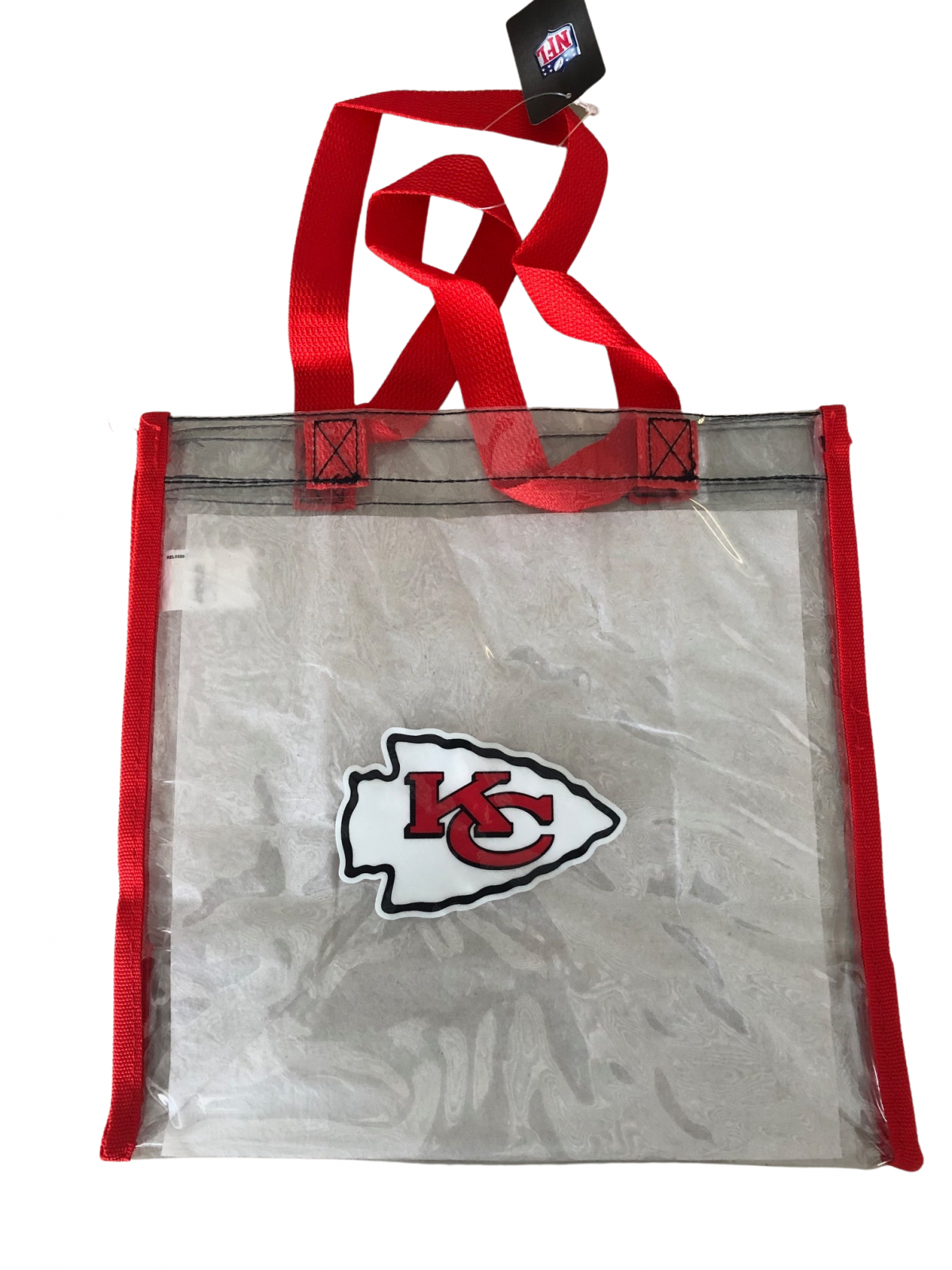 Chief's Clear Tote