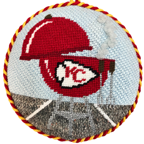 Chiefs Tail Gate Ornament
