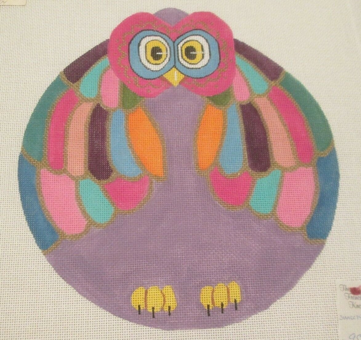 colorful Owl - 14M