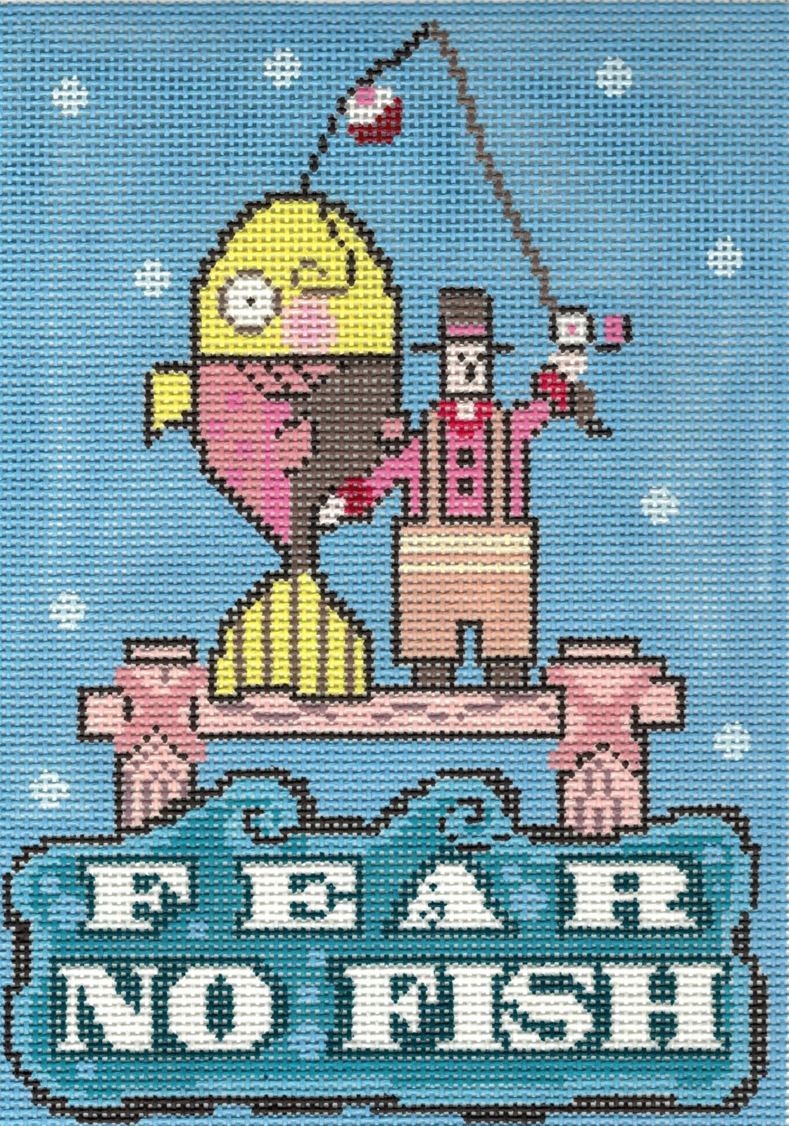 Fear No Fish - 13M