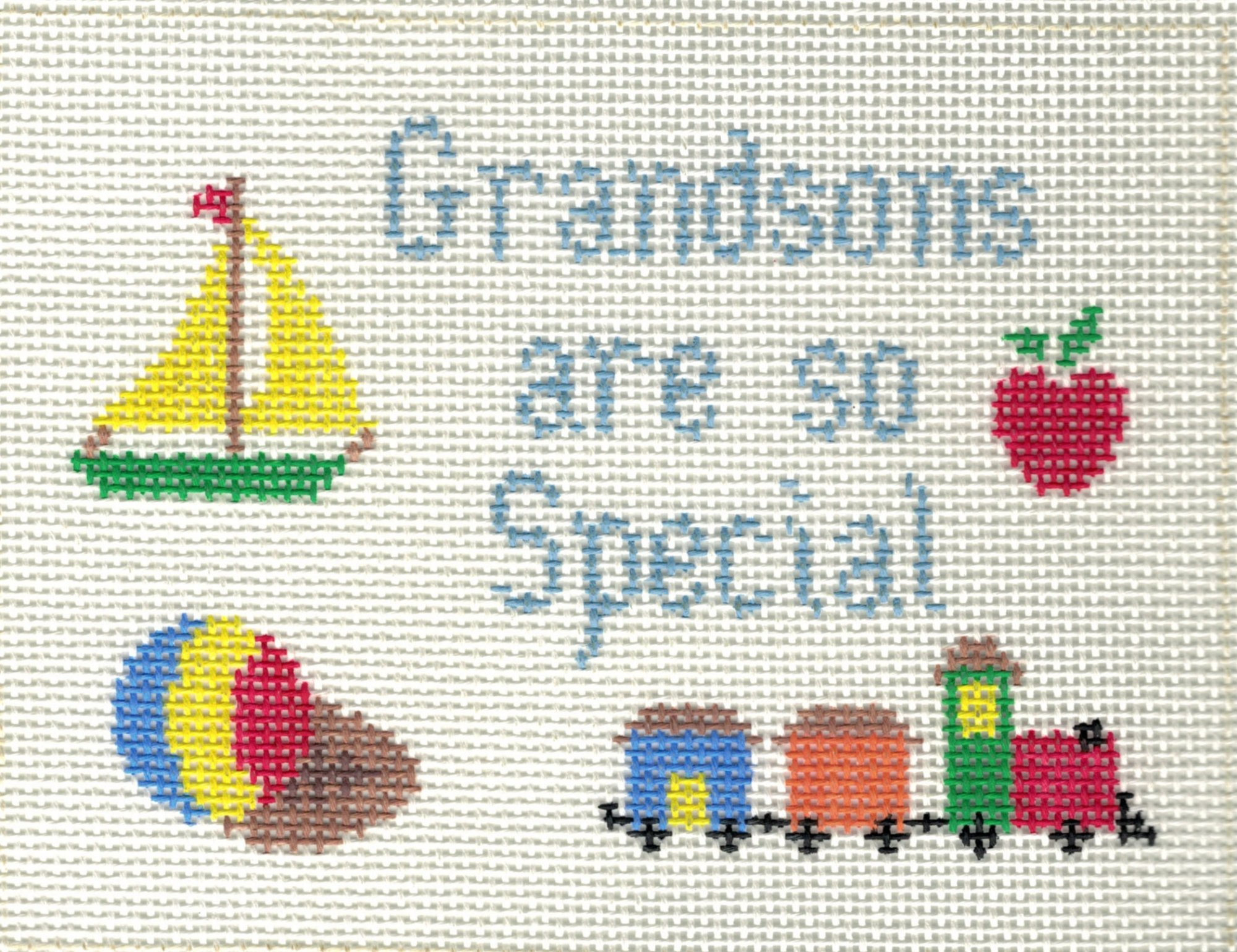 Grandsons are so Special