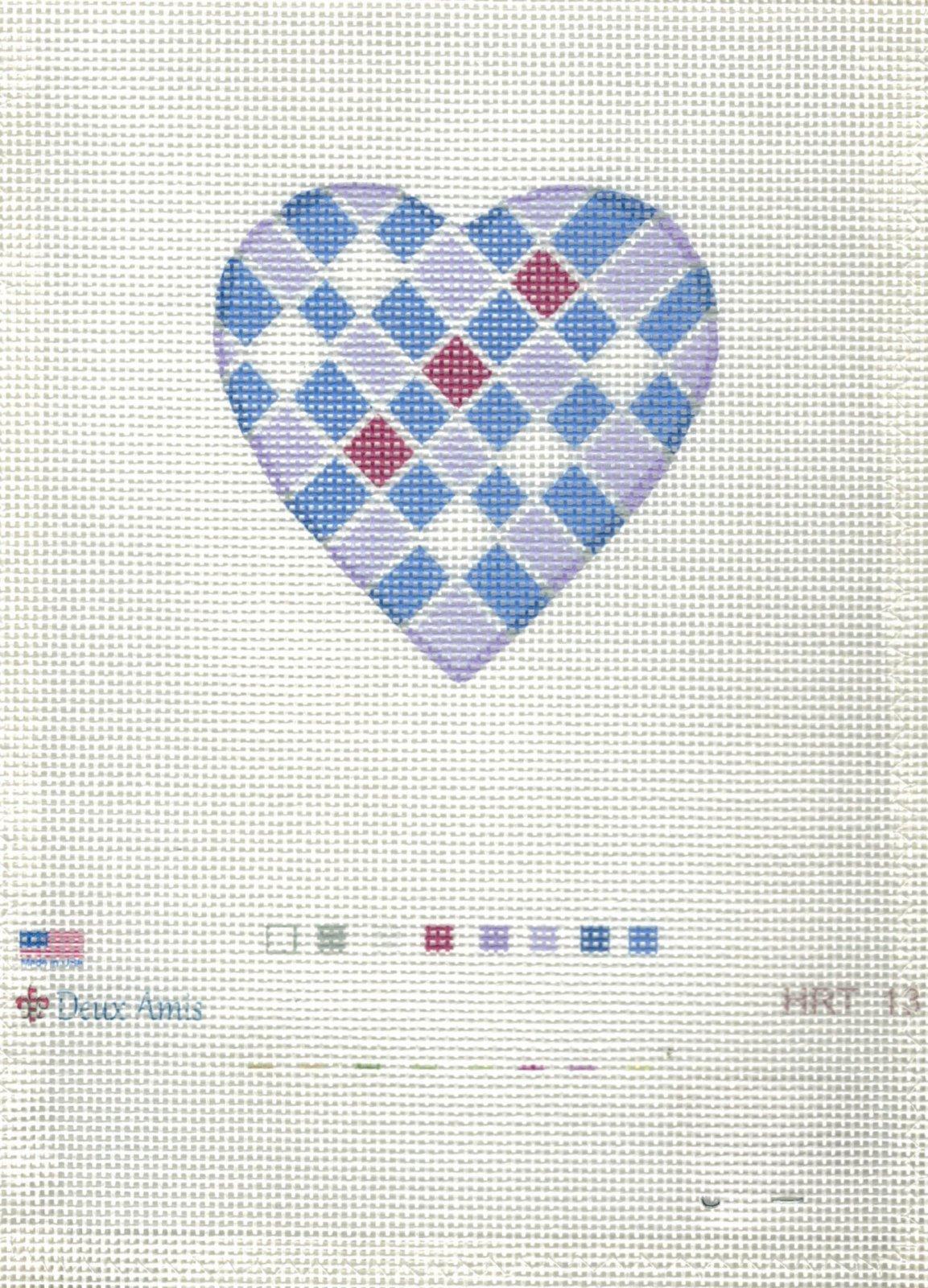 Deux Amis Mini Heart Collection