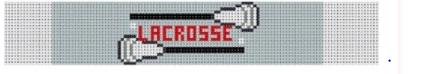 KC-118C Lacrosse Flat Key Fob