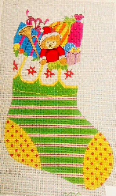 Toy Stuffed Stocking - 13M