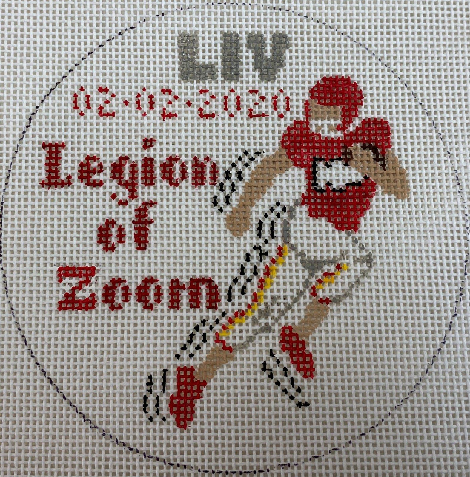 Chief's Legion of Zoom Ornament