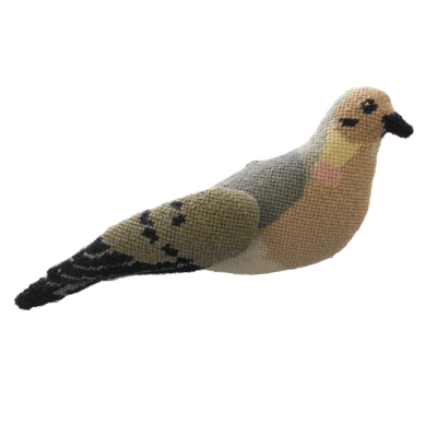 A Bird in Hand - Mourning Dove
