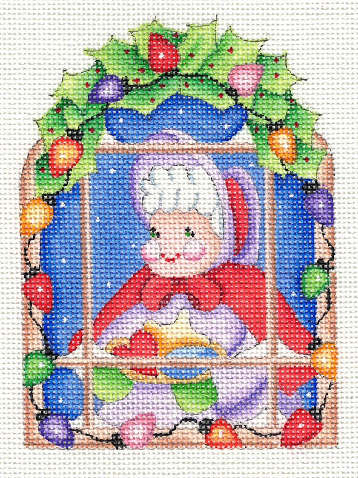 Mrs. Claus at Window - 18M