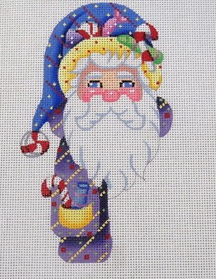 Santa with Scarf - 18M