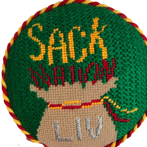 Chief's - Sack Nation Ornament