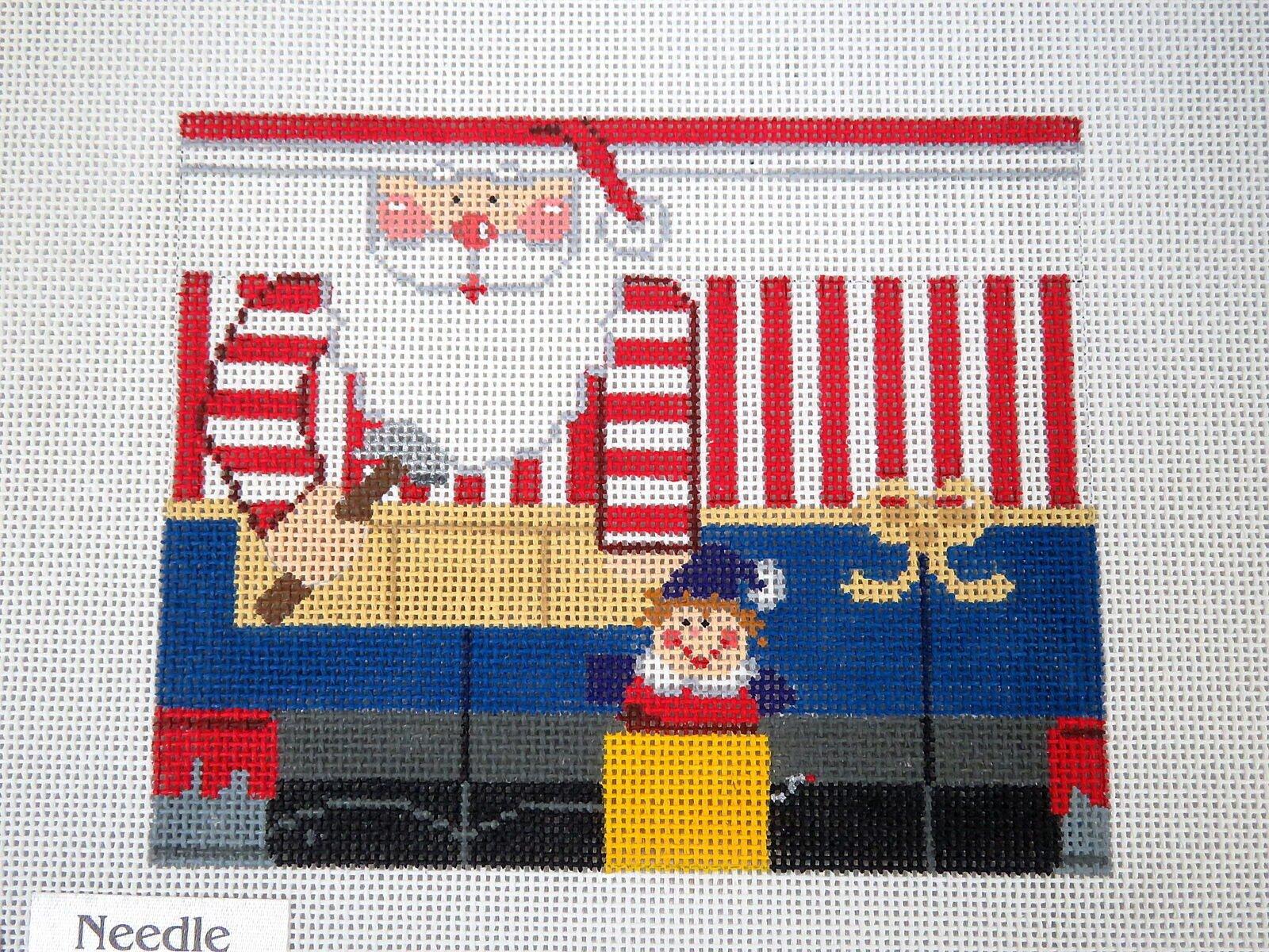 Workshop Santa Roll-up - 18M