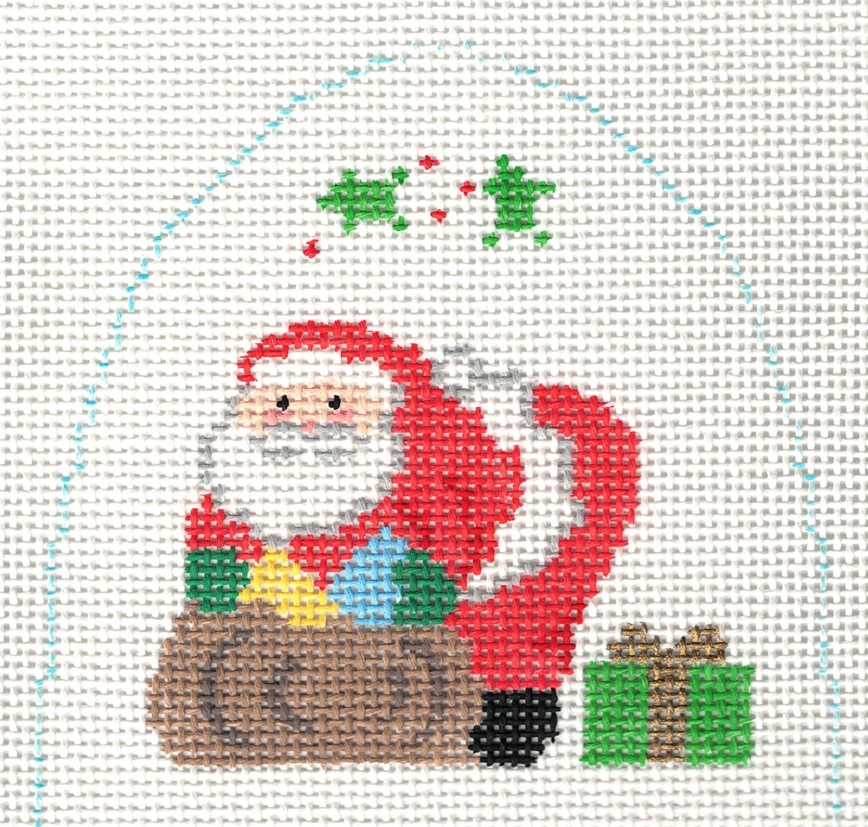Santa with Bag - 13M