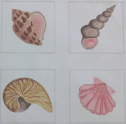 Coasters - Seashells
