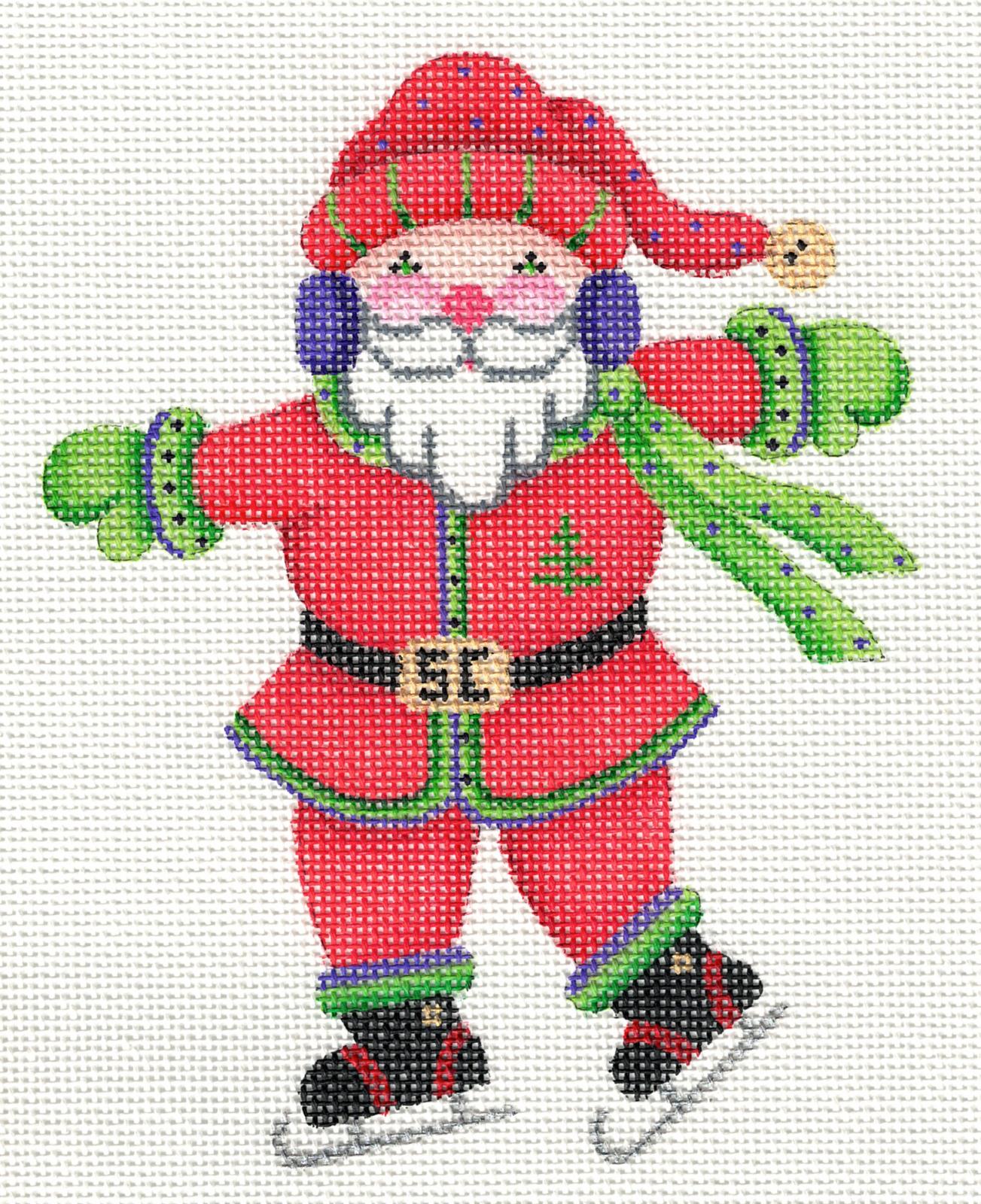 Skating Santa - 18M