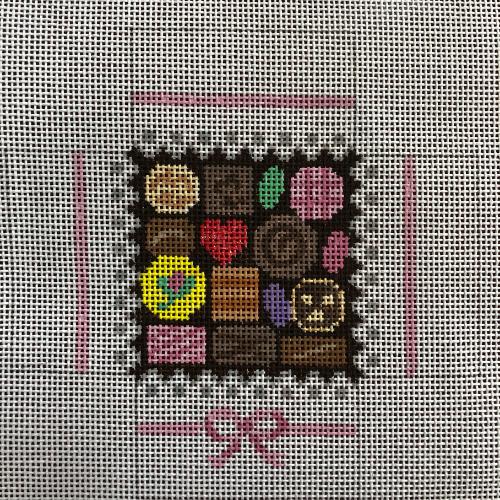 Candy Box Pin Cushion