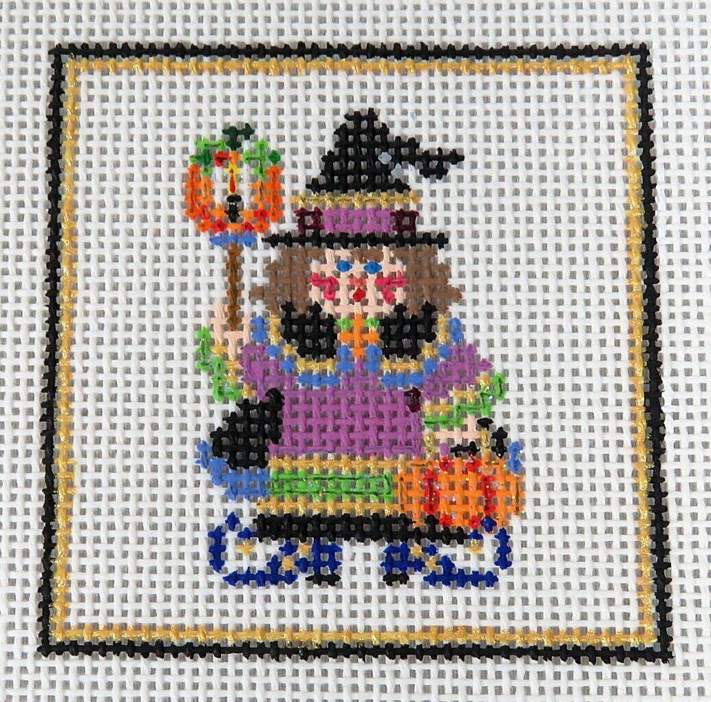 Mini Witch with Scepter - 18M
