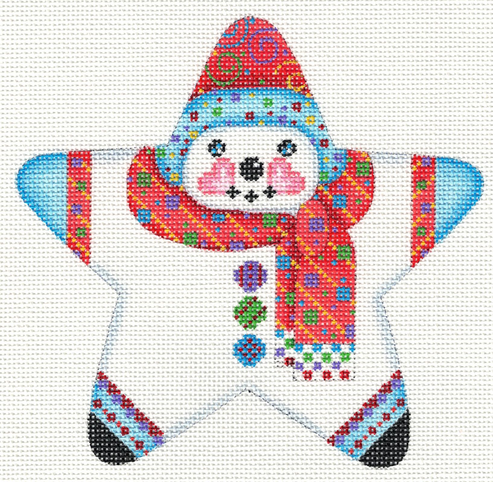 Snowman Star - 18M