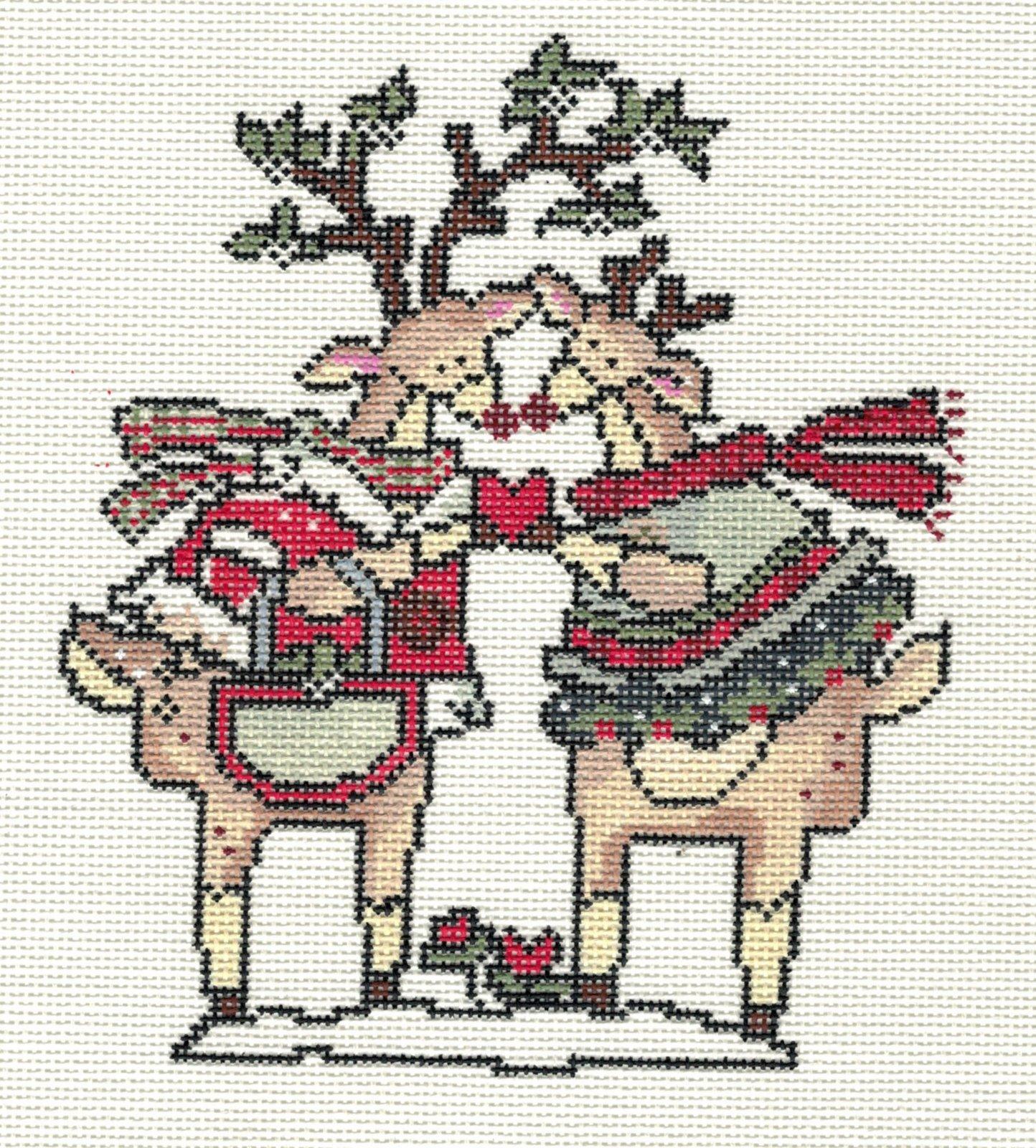 Mistletoe Reindeer - 18