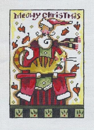 Meow-y Christmas - 13M