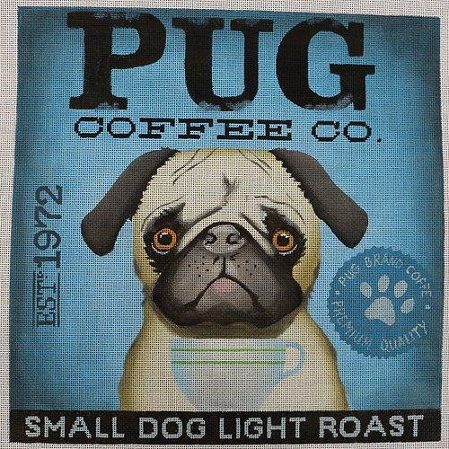 Coffee Co Pug