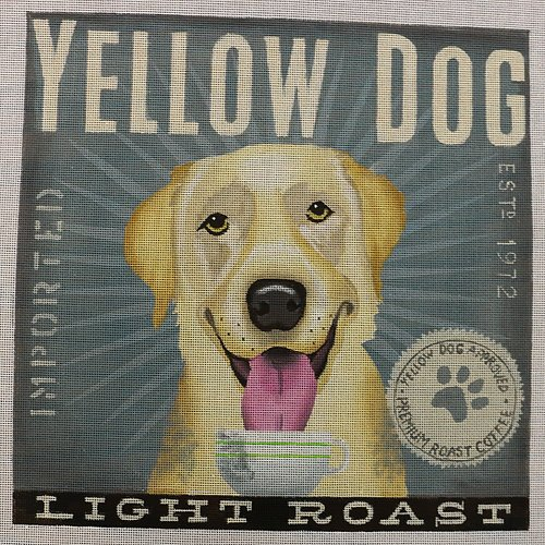 Coffee Co Yellow Dog