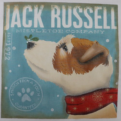 Mistletoe Co Jack Russell