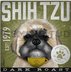 Coffee Co Shihtzu