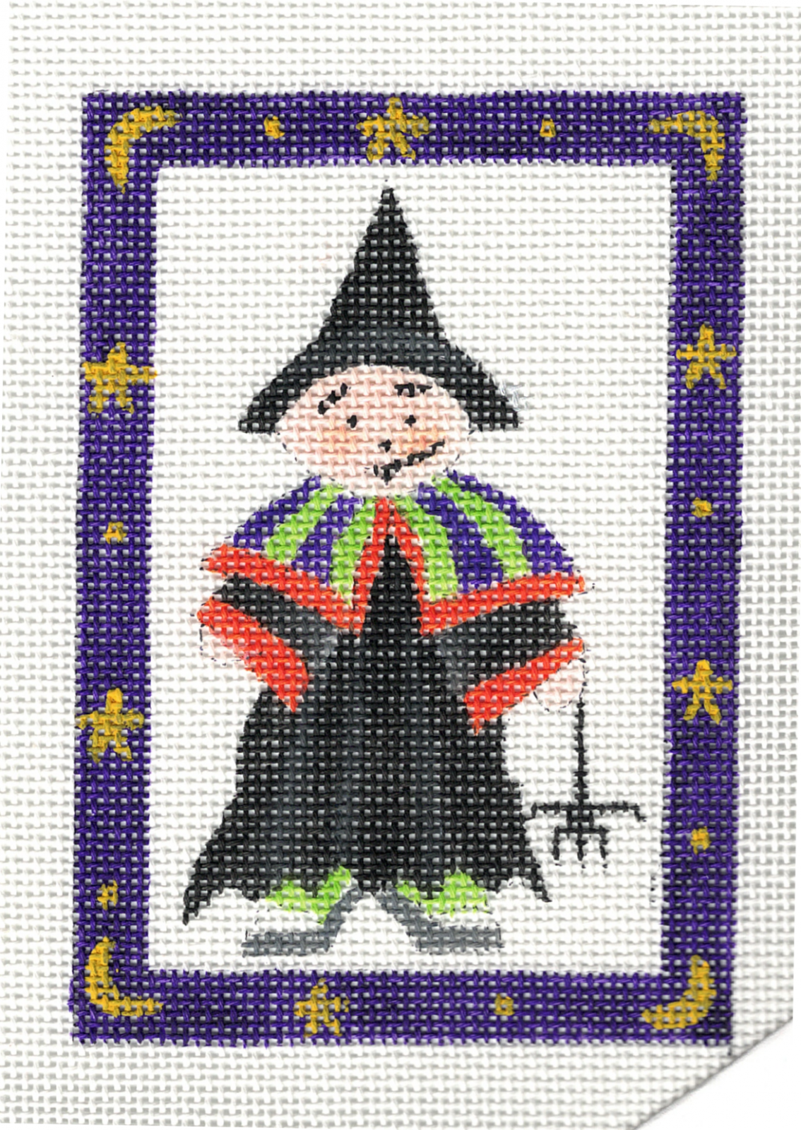 Witch in Frame
