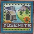 Yosemite Postcard #18