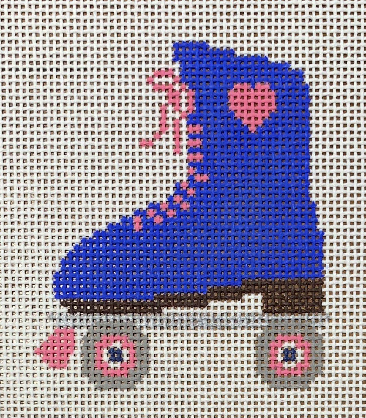 Purple Heart Skate with Heart