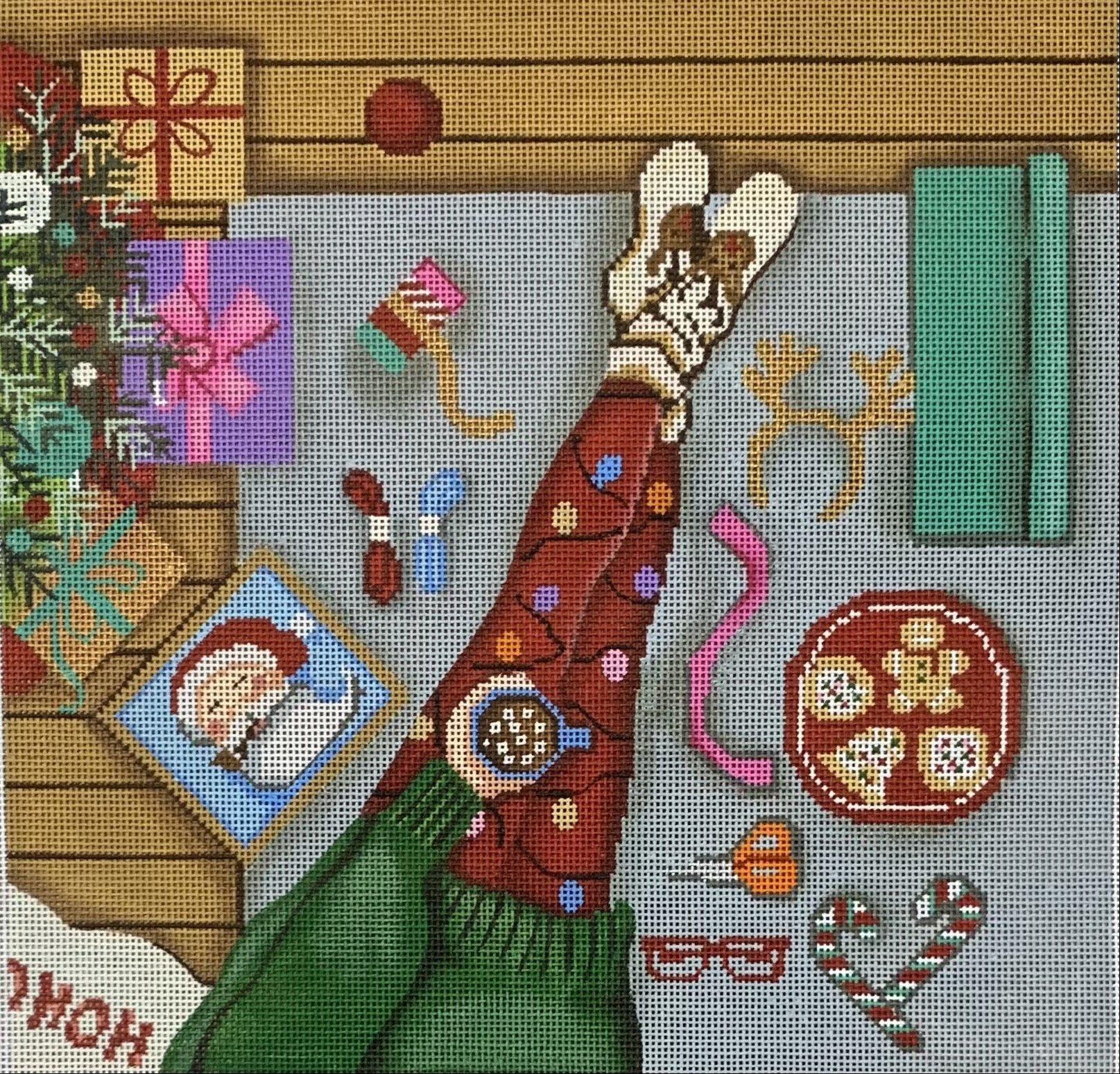 Happy Stitching Christmas Morning