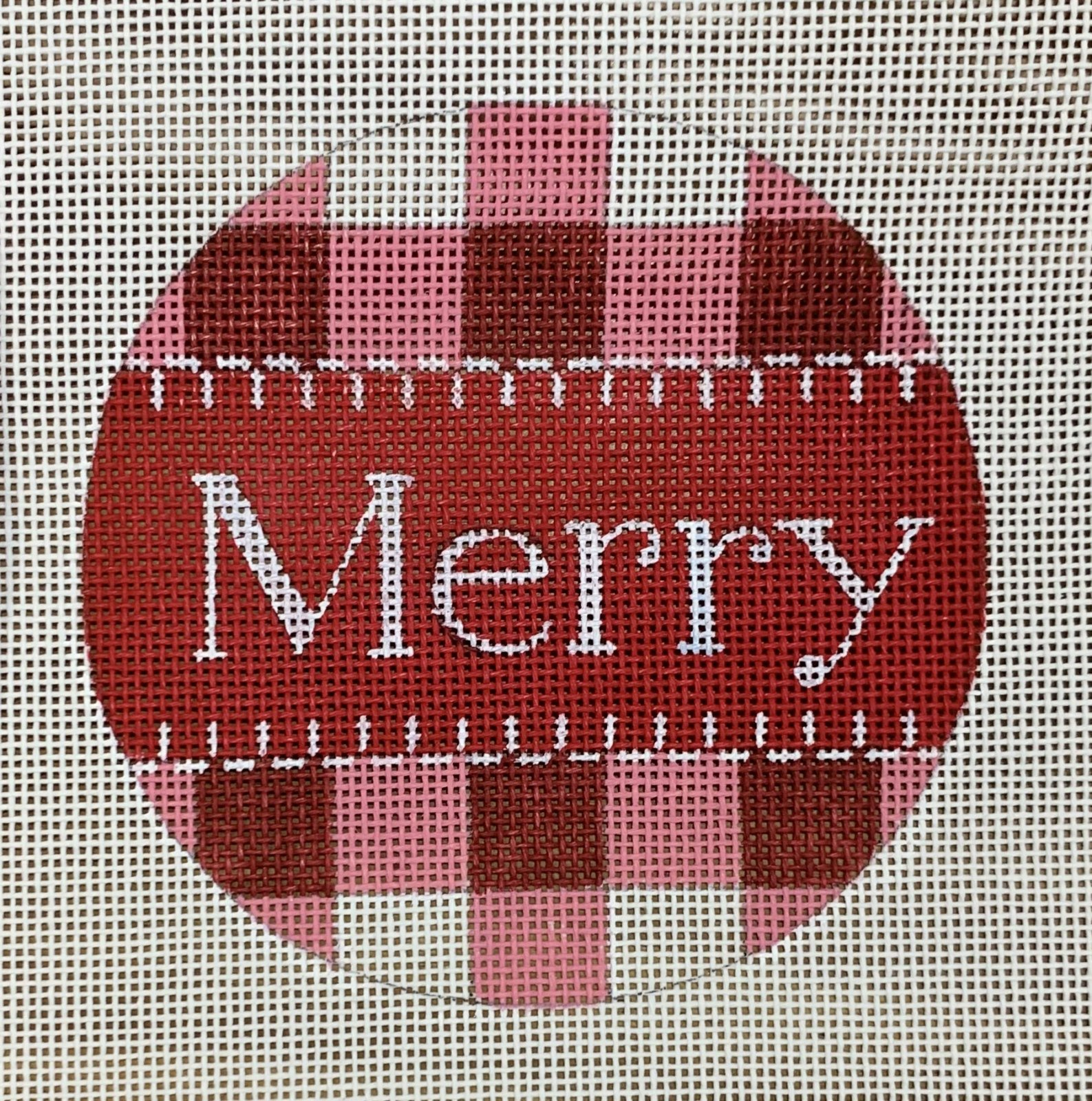 Merry - Red Gingham