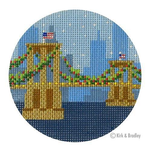 A New York Holiday - Brooklyn Bridge