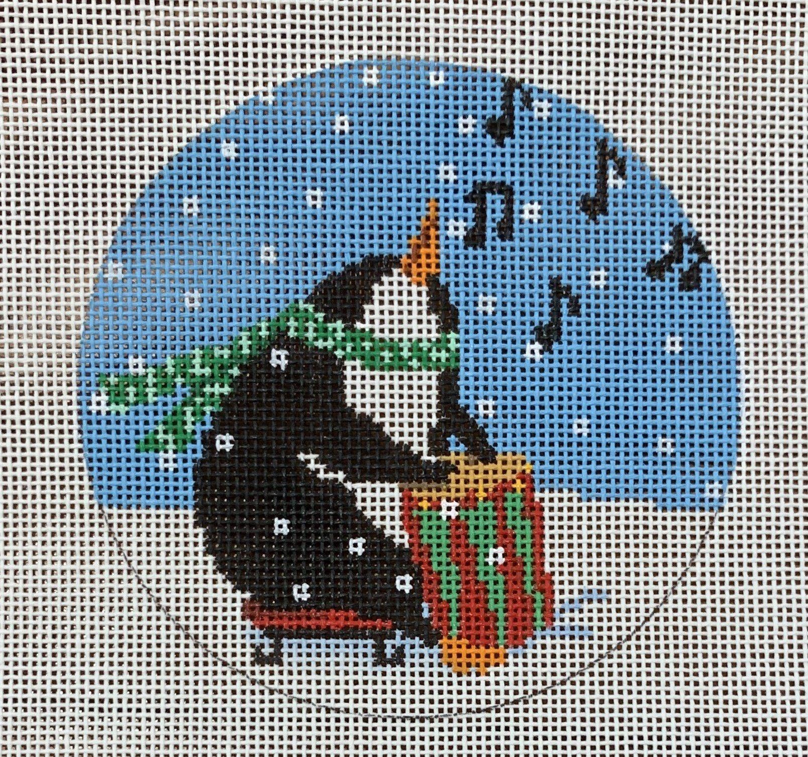 Penguin w/ Drum