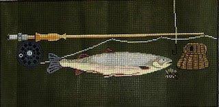 Thad's Delight - Fish