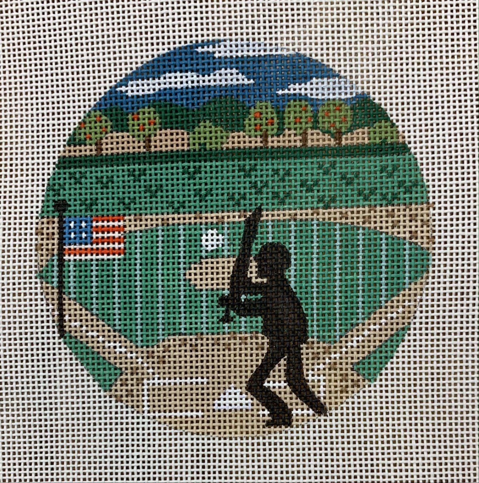 Baseball Round