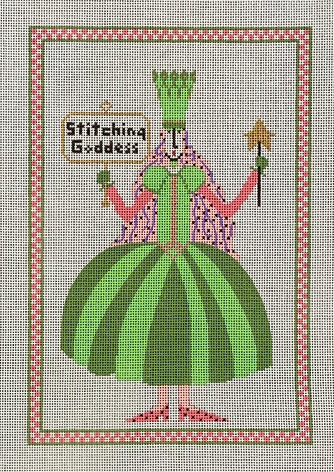 Stitching Goddess