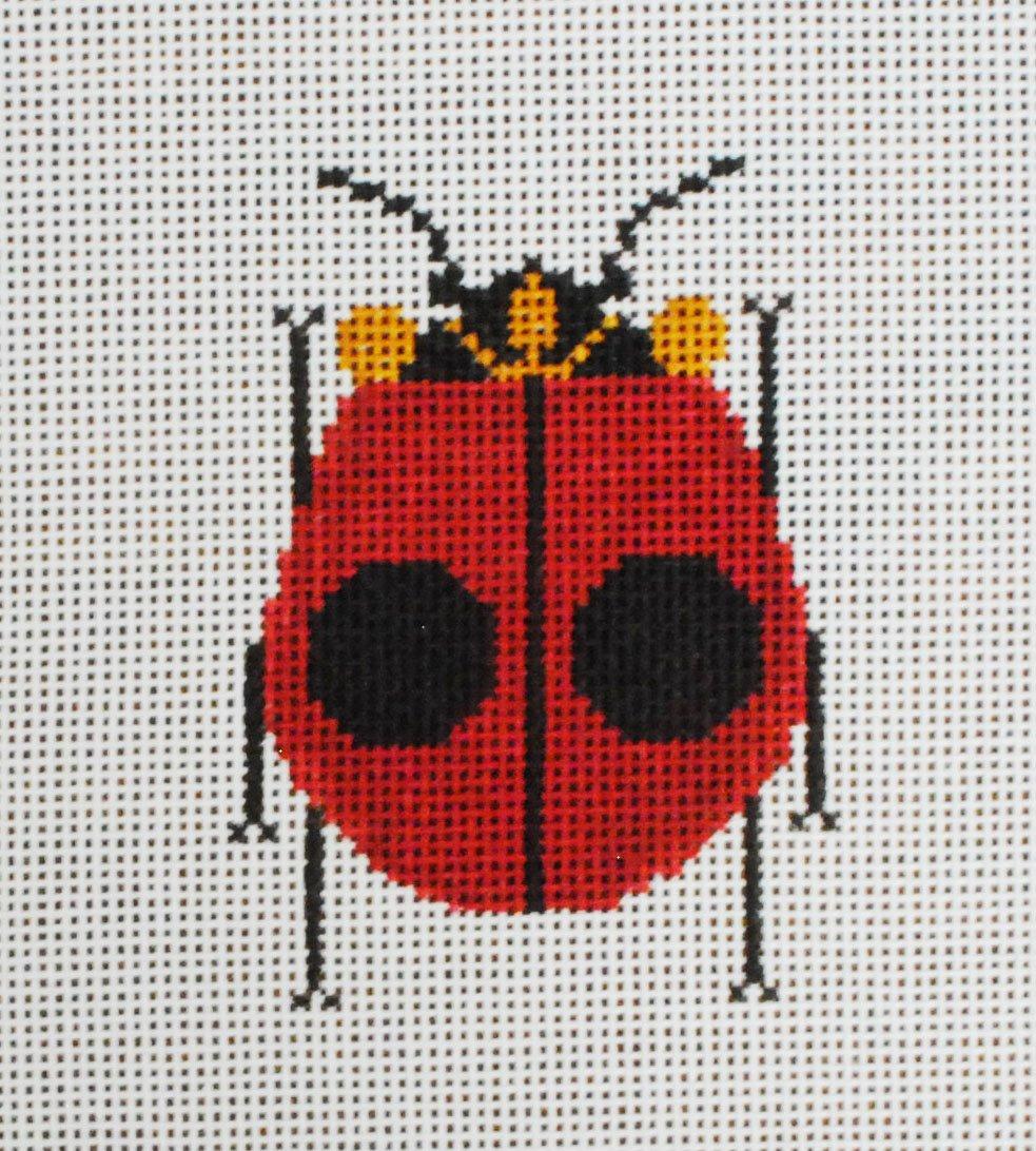 Charley Harper Ladybug