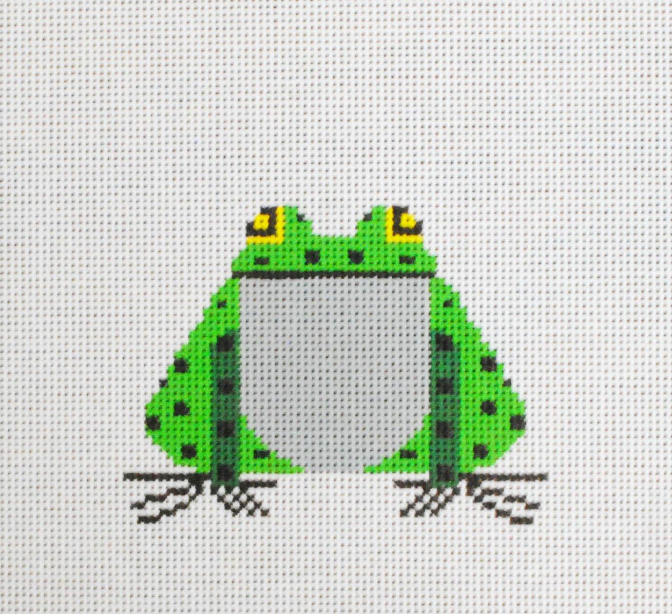 Charley Harper Frog