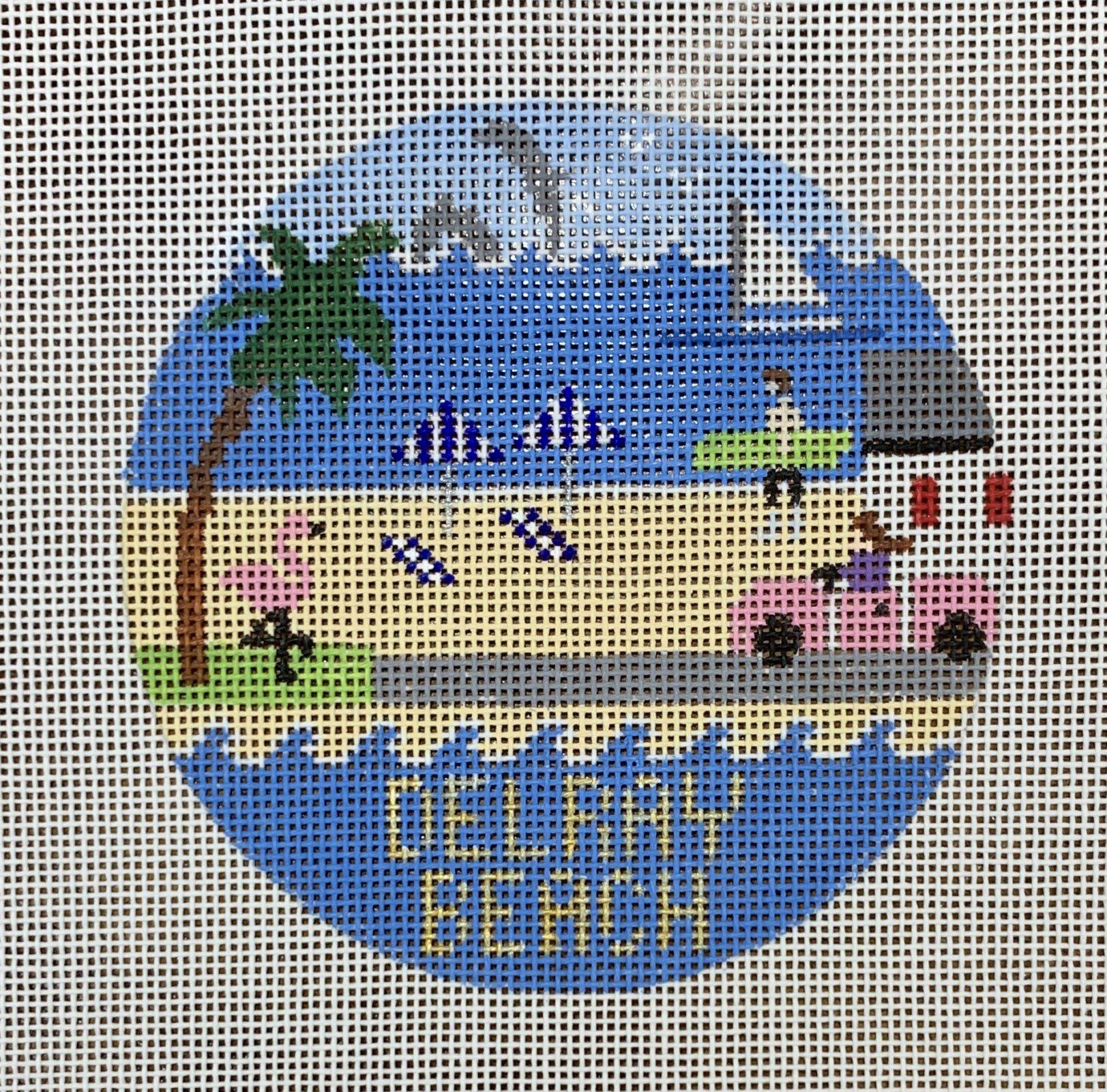 Delray Beach Round