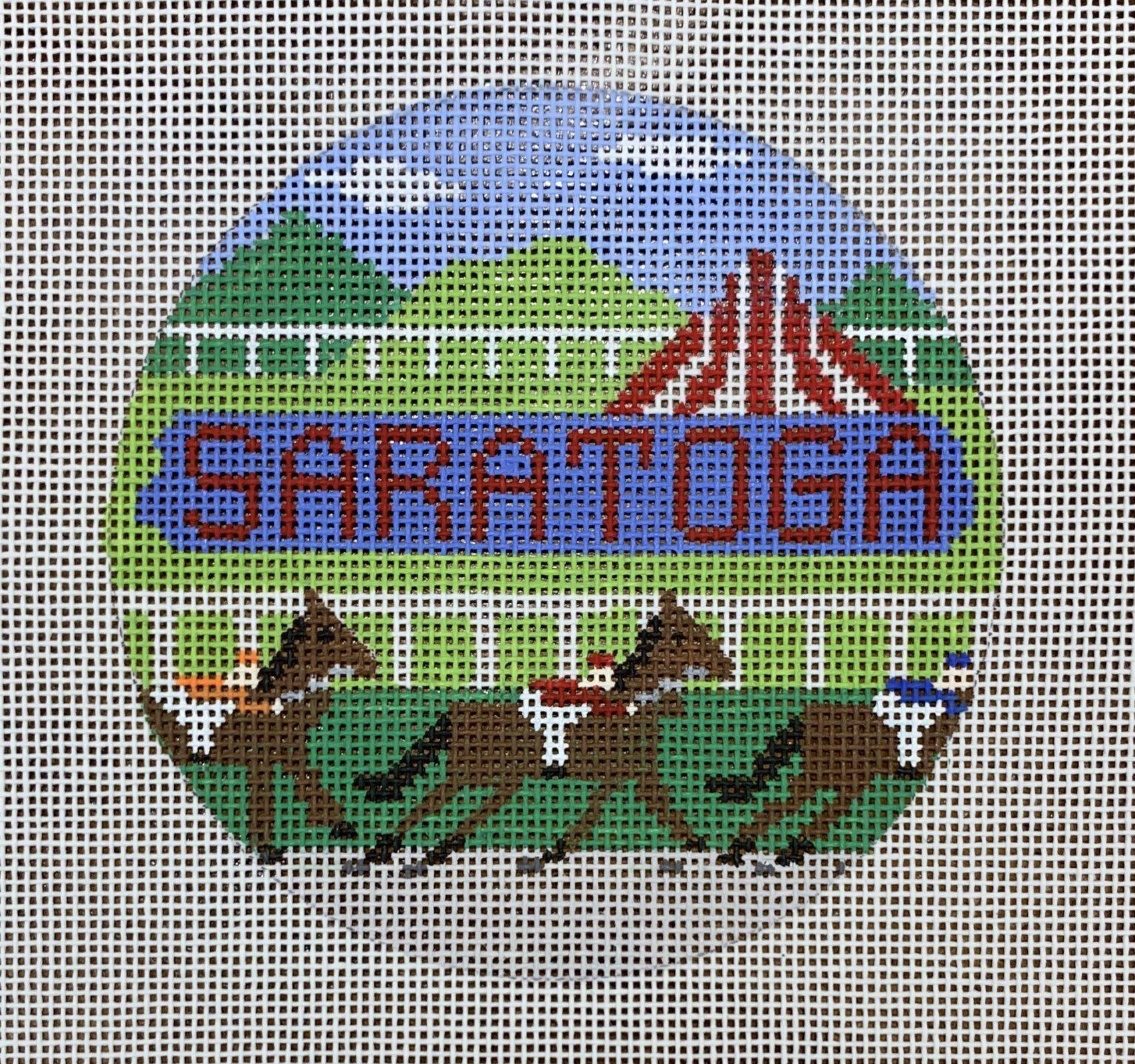 Saratoga Round