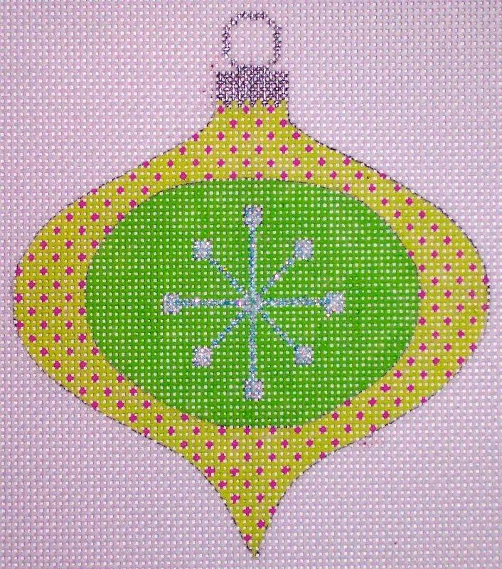 ECNCH119A AC- Green Star Bauble