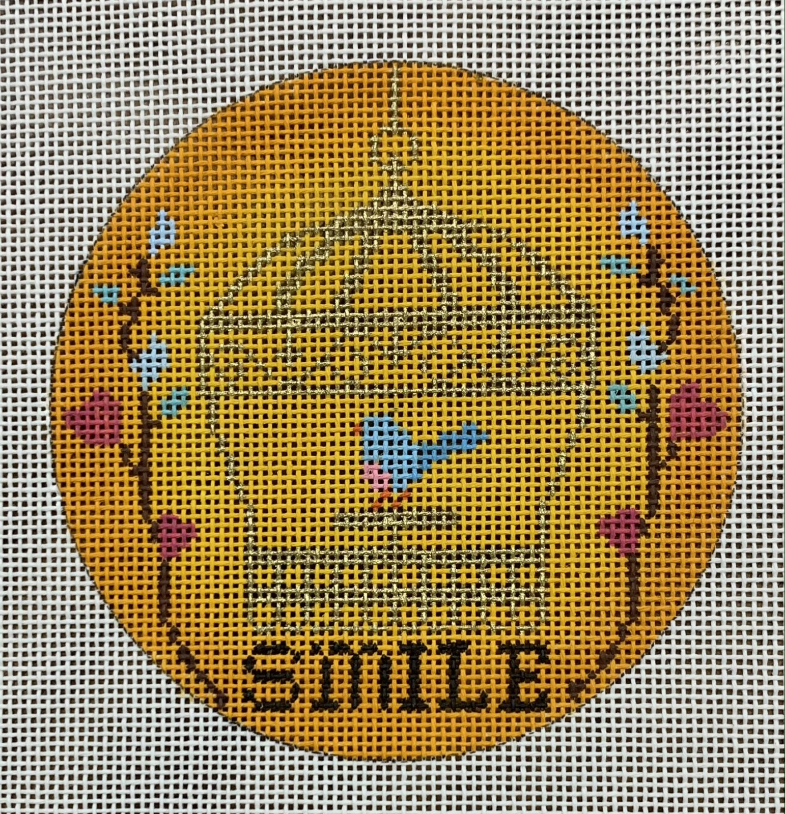 Spring Sentiments - Smile