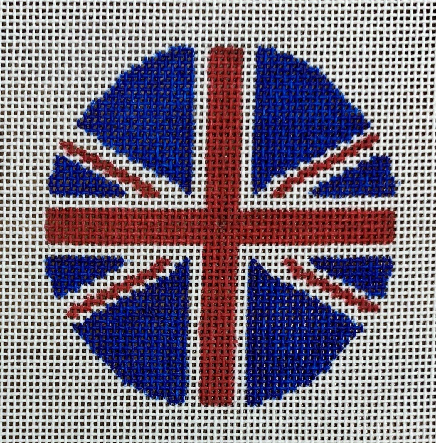 British Flag Tags