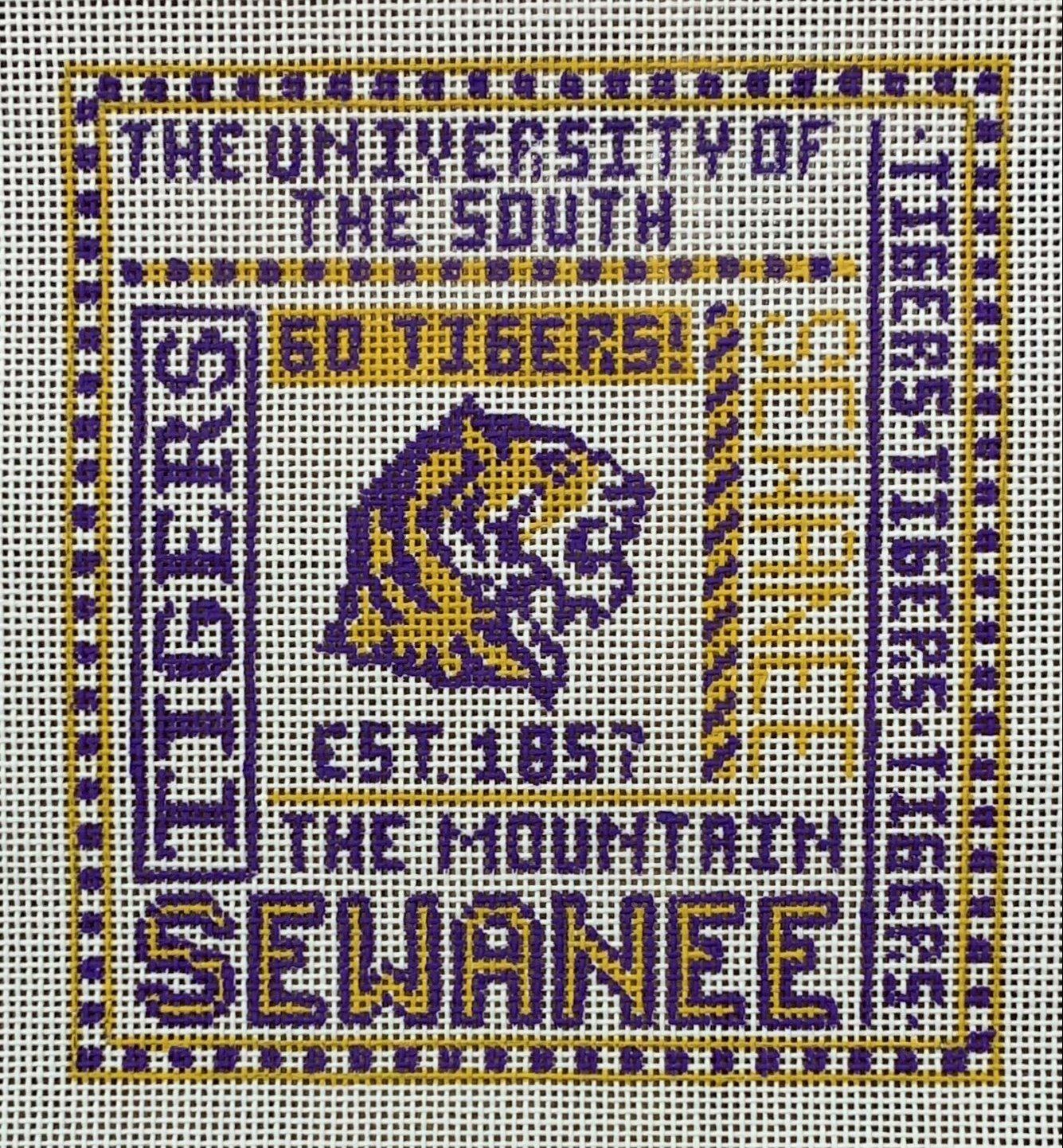 Sewanee University Sampler