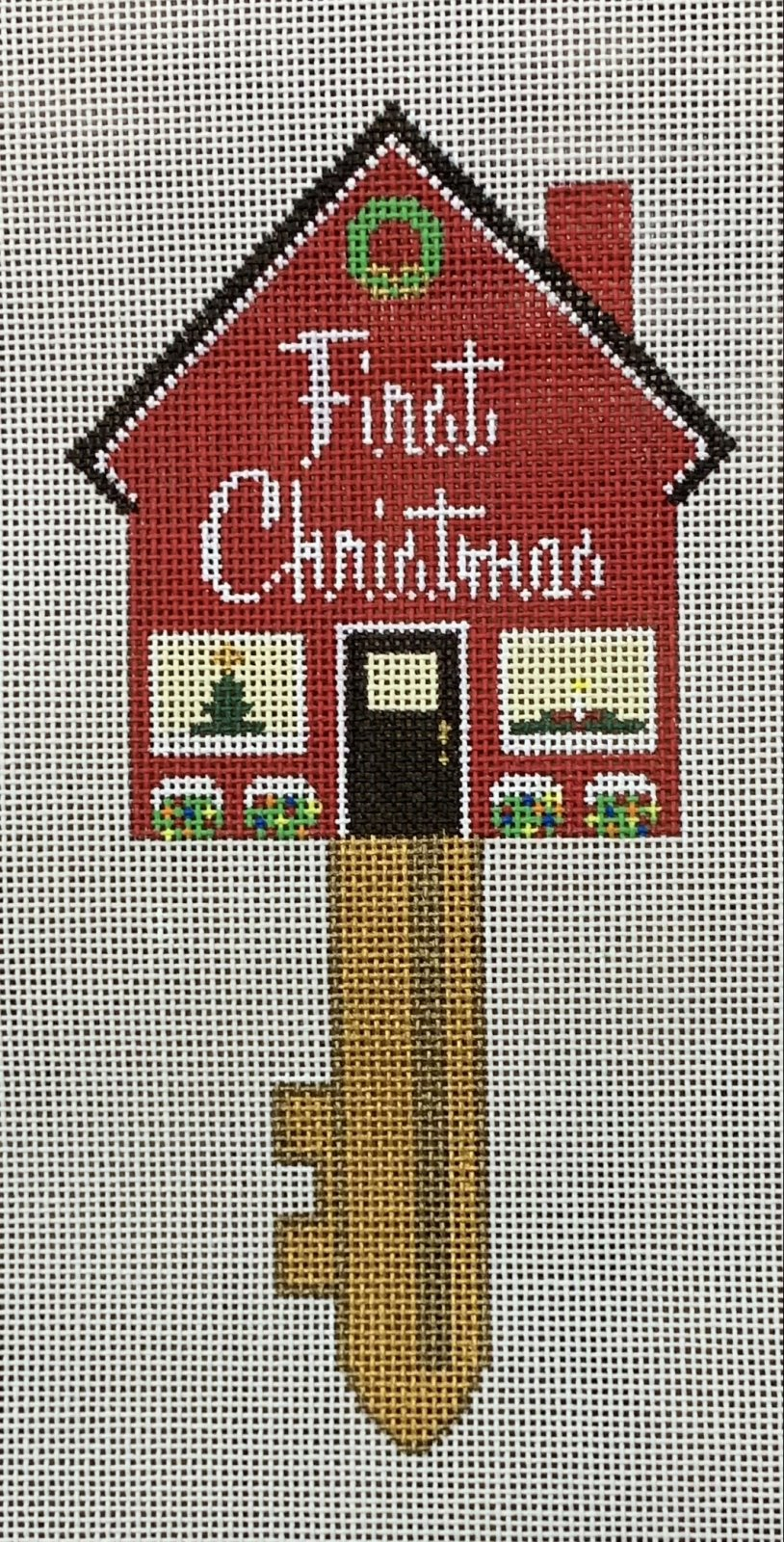 First Christmas House Key